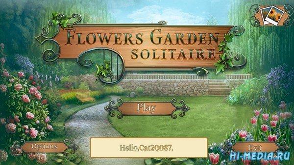 Flowers Garden Solitaire (2018) ENG
