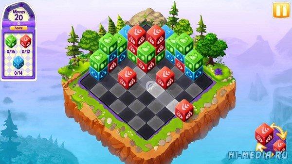 Cubis Kingdoms Collectors Edition (2017) ENG