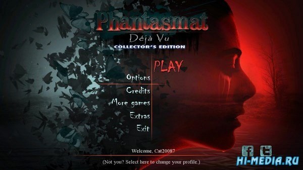 Phantasmat: Deja Vu Collector's Edition (2018) ENG