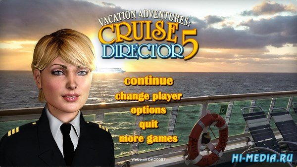 Vacation Adventures: Cruise Director 5 (2018) ENG