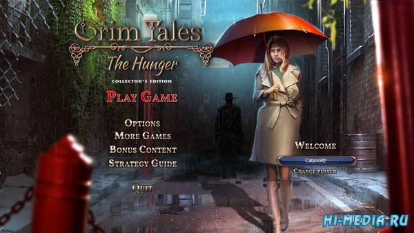 Grim Tales 15: The Hunger Collectors Edition (2018) ENG