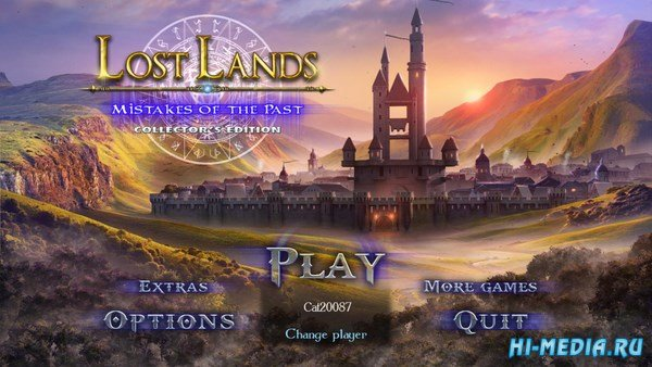 Lost Lands 6: Mistakes of the Past Collectors Edition (2018) ENG