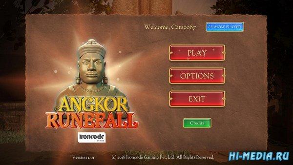 Angkor 2: Runefall (2018) ENG