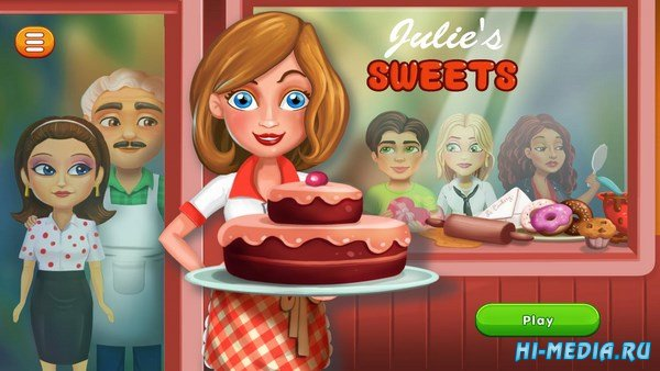 Julies Sweets (2018) ENG