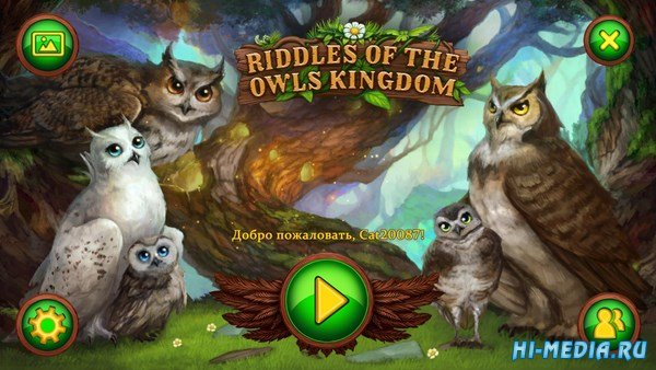 Riddles of the Owls Kingdom (2018) RUS