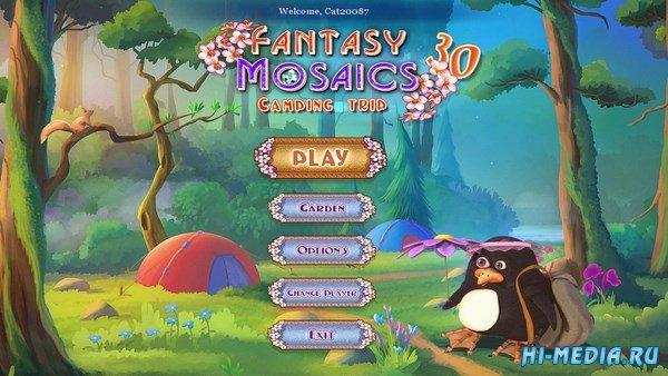 Fantasy Mosaics 30: Camping Trip (2018) ENG