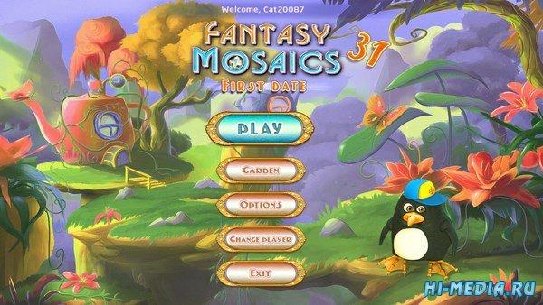 Fantasy Mosaics 31: First Date (2018) ENG