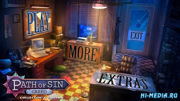Path of Sin: Greed Collector's Edition (2018) ENG