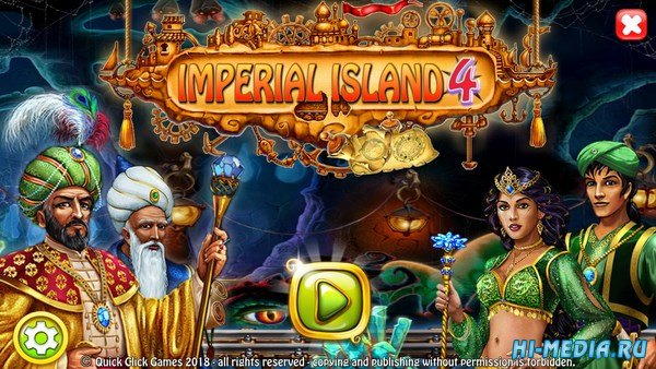 Imperial Island 4 (2018) RUS