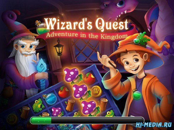 Wizards Quest: Adventure in the Kingdom (2018) ENG