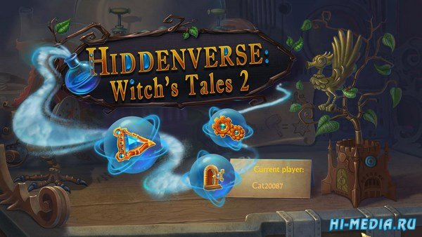 Hiddenverse: Witch's Tales 2 (2018) ENG
