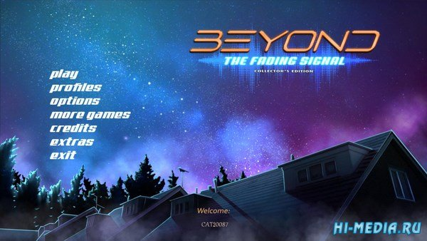 Beyond 3: The Fading Signal Collectors Edition (2018) ENG