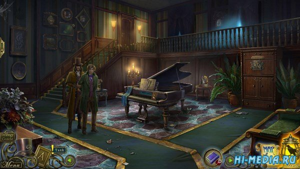 Dark Tales 14: Edgar Allan Poes The Oval Portrait Collectors Edition (2018) ENG
