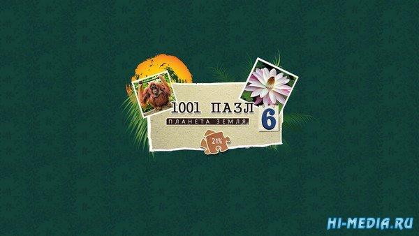 1001 Пазл: Планета Земля 6 (2018) RUS