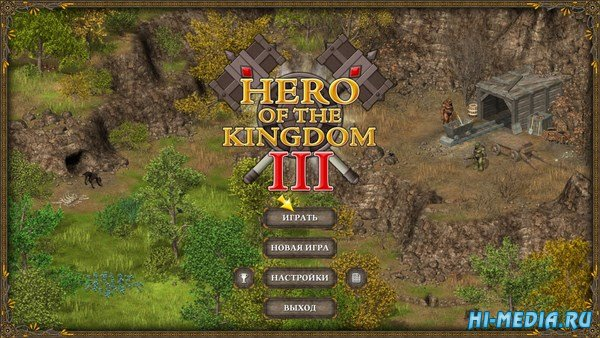 Hero of the Kingdom III (2018) RUS