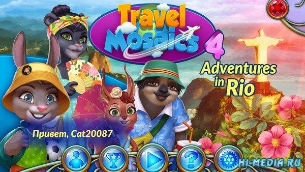 Travel Mosaics 4: Adventures in Rio (2018) RUS