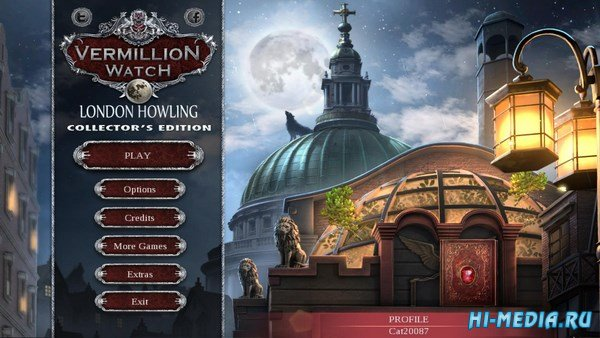 Vermillion Watch 5: London Howling Collectors Edition (2018) ENG
