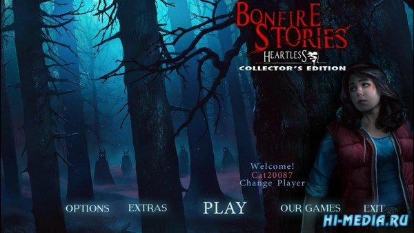 Bonfire Stories 2: Heartless Collectors Edition (2018) ENG