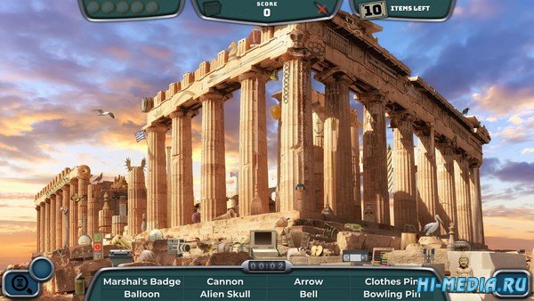 Road Trip Europe: A Classic Hidden Object Game (2018) ENG