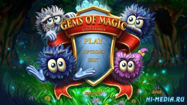 Gem's of Magic: Lost Family (2018) RUS