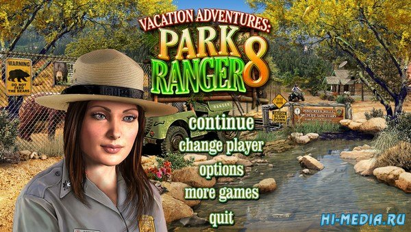 Vacation Adventures: Park Ranger 8 (2018) ENG