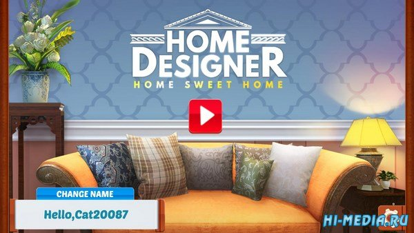Home Designer 2: Home Sweet Home (2018) ENG