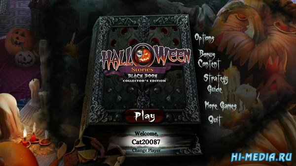 Halloween Stories 2: Black Book Collectors Edition (2018) ENG