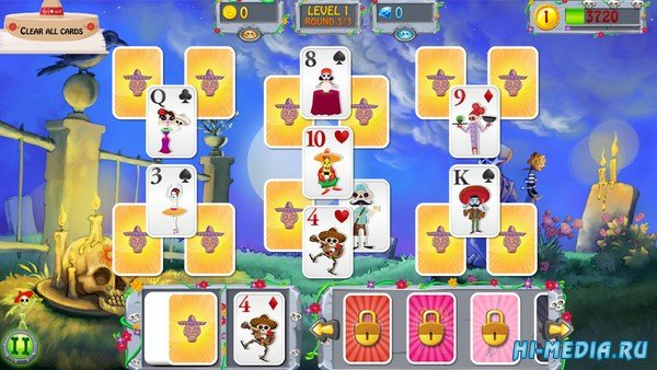 Day of the Dead: Solitaire Collection (2018) ENG