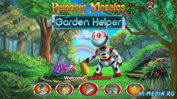 Rainbow Mosaics 8: Garden Helper (2018) ENG