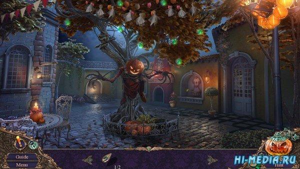 Призрачная усадьба 5: Хеллоуин. Незваный гость Коллекционное издание (2018) RUS
