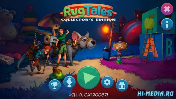 RugTales Collectors Edition (2018) ENG