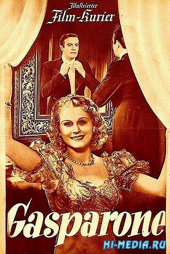 Гаспароне / Gasparone (1937) DVDRip