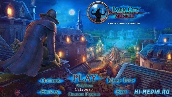 Dark City 2: Munich Collectors Edition (2018) ENG