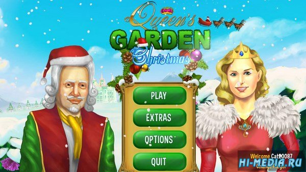 Queen's Garden 5: Christmas (2018) ENG