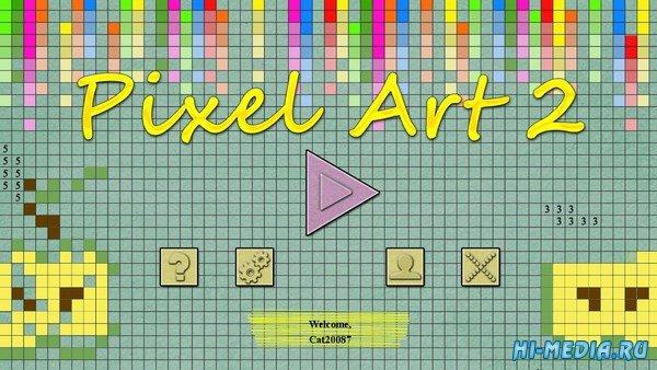 Pixel Art 2 (2018) ENG