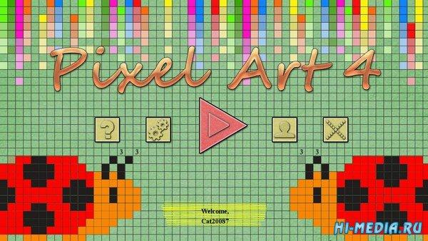 Pixel Art 4 (2018) ENG
