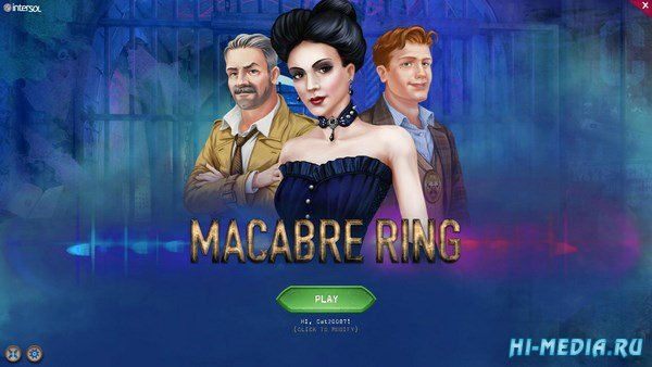 Macabre Ring: Amalias Story (2018) ENG