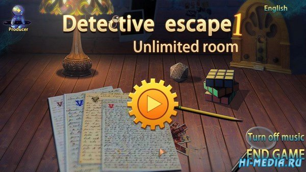 Detective escape1 (2018) ENG