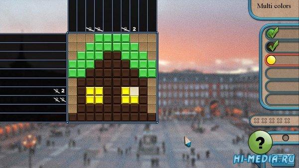 Worlds Greatest Cities Mosaics 9 (2018) ENG