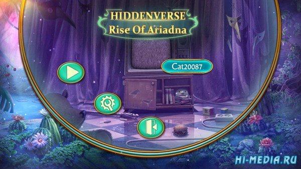 Hiddenverse 4: Rise of Ariadna (2018) ENG
