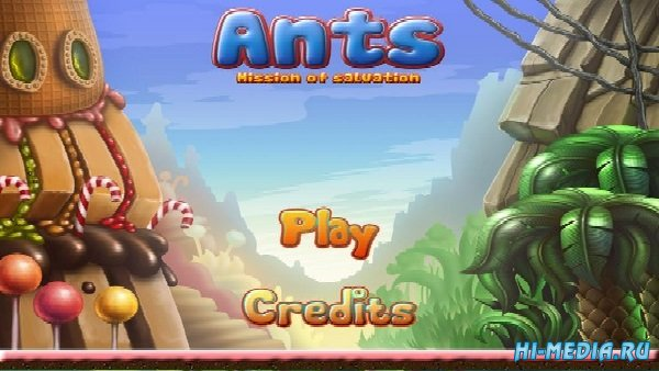 Ants: Mission of the Salvation (2018) ENG