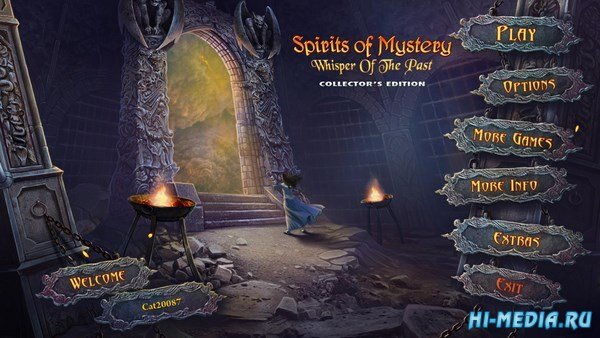 Spirits of Mystery 12: Whisper of the Past Collectors Edition (2018) ENG