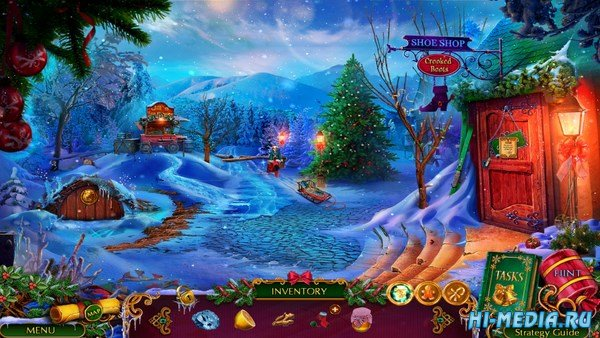 Дух Рождества 2: Нерассказанные истории матушки Гусыни Коллекционное издание (2018) RUS