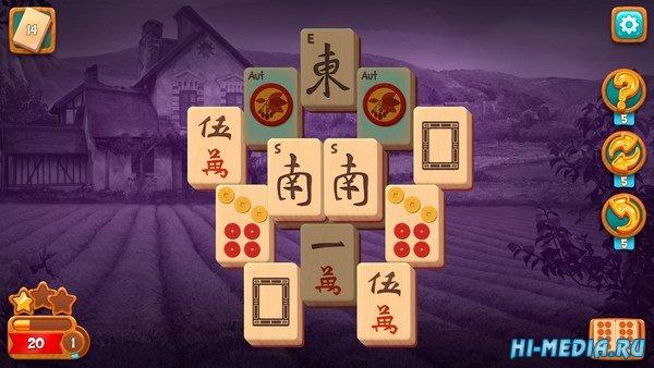 Travel Riddles Mahjong (2018) RUS
