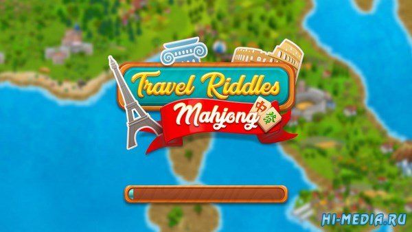 Travel Riddles Mahjong (2018) RUS
