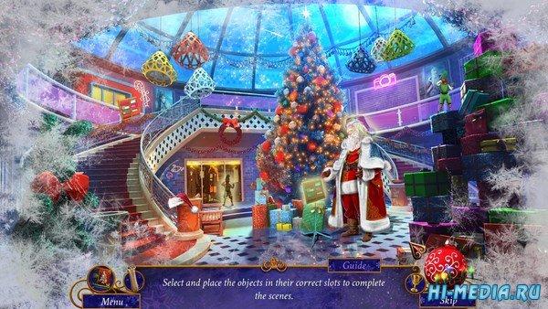 Рождественская история: Санта в опасности Коллекционное издание (2019) RUS