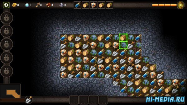 SpelunKing: The Mine Match (2018) ENG