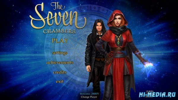 The Seven Chambers (2018) ENG