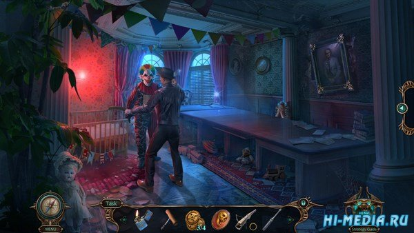 Haunted Hotel 17: Beyond the Page Collectors Edition (2018) ENG