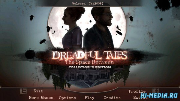 Dreadful Tales: The Space Between Collectors Edition (2019) ENG